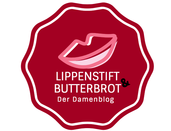 Lippenstift und Butterbrot